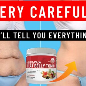 Okinawa Flat Belly Tonic Review- Don't Fall In SCAM- I'll Tell You ALL