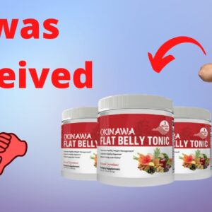 Okinawa Flat Belly Tonic Review IMPORTANT WARNING