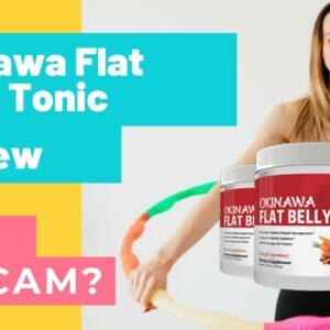 Okinawa Flat Belly Tonic Review, | Is it a Scam?