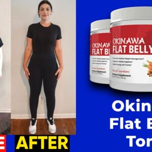 Okinawa Flat Belly Tonic Review | Weight Loss Suppliment