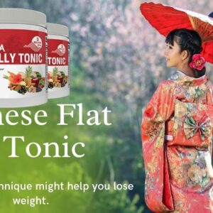 Okinawa Flat Belly Tonic Reviews- Japanese Tonic To Lose Weight