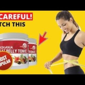 Okinawa Flat Belly Tonic   THE TRUTH ABOUT THE Okinawa Flat Belly Tonic