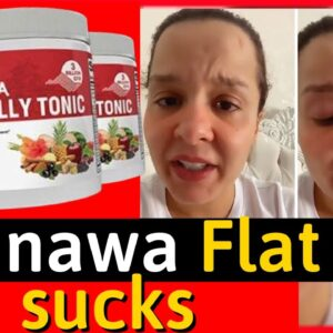 Okinawa Flat Belly Tonic- THE TRUTH ABOUT THE Okinawa Flat Belly Tonic