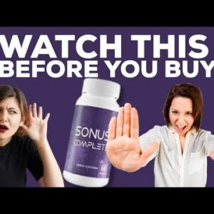 Buy Sonus Complete in UK - Sonus Complete Reviews - Sonus Complete Supplement Reviews