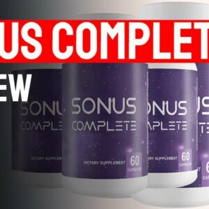 Sonus Complete Review - Does Sonus Complete Supplement Really Work For Tinnitus