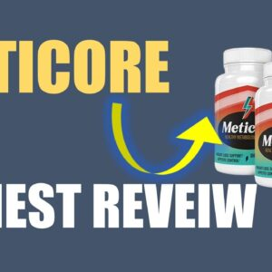 Meticore Supplement Reviews 😎 MY REAL HONEST METICORE REVIEW EXPOSING SCAM 😈 METICORE REVIEWS 2021