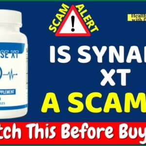 Synapse XT Review ❌ SCAM Alert ❌ Don't Buy Synapse XT For Tinnitus Before Watching This Video😲