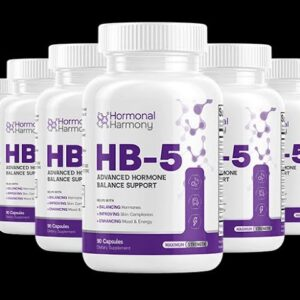 HB5 Hormonal Harmony Reviews 2020 - How To Balance Hormones Naturally with HB5 Supplement?