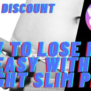 How To Lose Fat Easy with Night Slim Pro.  The New Weight Loss Supplement!
