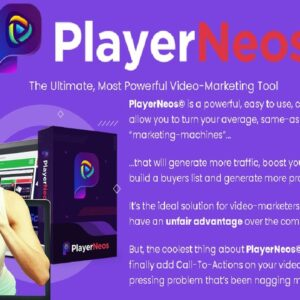 PlayerNeos sales page IM Buyers Club and PlayerNeos