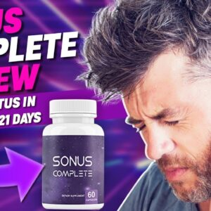 Sonus Complete Supplement For Tinnitus Review - Does It Silence Tinnitus For Real?