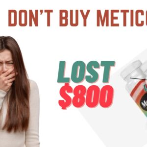 Meticore Review 🚨 Scam Exposed🚨 My Meticore Reviews - Best Weight Loss Supplement 2021