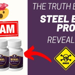 Steel bite PRO SCAM Exposed !!!! Don't Buy Until you Watch this X | Is it Legit or a SCAM ?? |