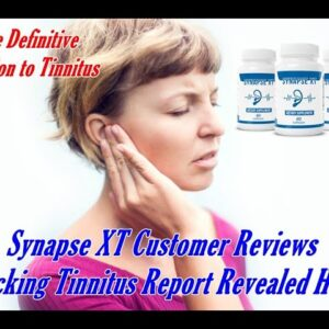Synapse XT claims to support hearing and cognitive health in multiple ways