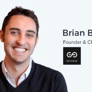 Brian Balfour, Founder and CEO of Reforge on Professional Development for Marketers
