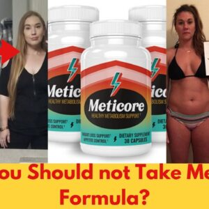 Meticore Review, Meticore Weight Loss, Meticore Scam | Real Weight Loss Benefits