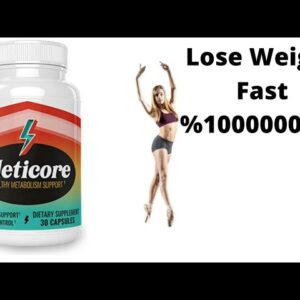 Meticore Review UNSPONSORED  7 Warnings Before Buying | Weight Loss Review 2021