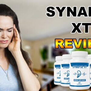 Synapse XT Review - Does It Really Improve Your Hearing And Tinnitus| Must Watch This Before Buying!