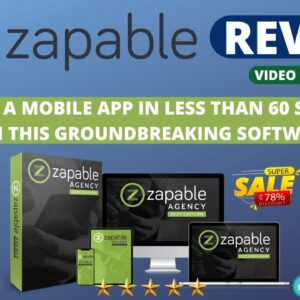 Zapable Review 2021 - Create A Mobile App In Less Than 60 Seconds! (Video Tutorial)