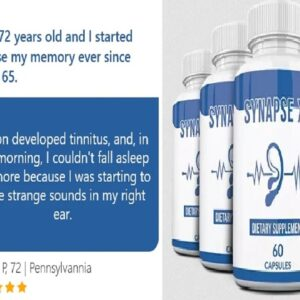 Synapse XT Review - A Tinnitus Supplement That Restores Your Lost Synapses?