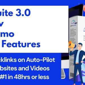 DFY Suite 3.0 Review & Full Demo - What's New In DFY Suite 3.0 Backlink Building Software