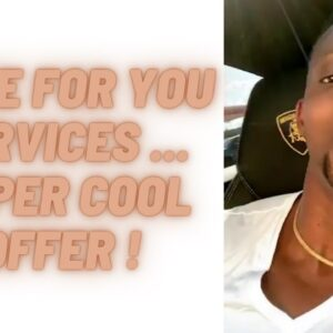 Wesley Virgin: Done For You Services Affiliate Marketing System - Super Cool  Offer!