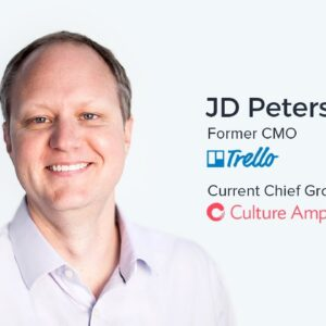 JD Peterson, Former CMO of Trello on Keeping Your Marketing (and Product) Simple
