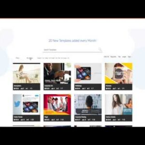 Canvas by DropMock Review Demo - Facebook Video Headers for Business Fan Page