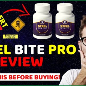 Steel Bite Pro Reviews ⚠️Watch This First❌ Other Steel Bite Pro Customer Reviews Are HIDING This!