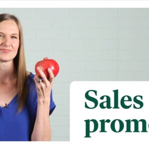 Sales promo marketing for small businesses