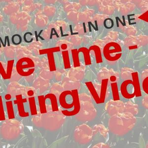 Save time editing videos [Dropmock all in one]