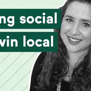 Small Biz Buzz—127—Paige Clark—Using social to win local