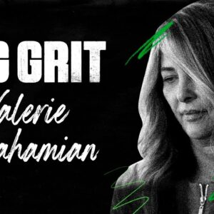Small Biz Buzz—130—Big Grit: Valerie Aprahamian