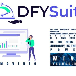 DFY Suite 3.0📌There is NO software to download or install📌How cool is it ?📌