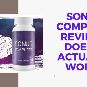 sonus complete customer reviews