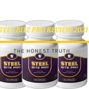 Steel Bite Pro Review 2021 - The Honest Truth