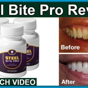 Steel Bite Pro Review | Bad Breath Solution