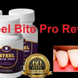 Steel Bite Pro Review - Healthy teeth with steel bite pro