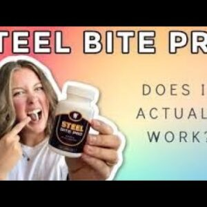 Steel Bite Pro Review.   Steel Bite Protocol Review 2021