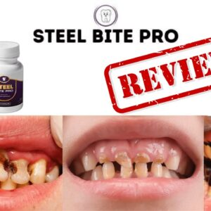 Steel Bite Pro Review | Teeth Whitener & Gum Protector