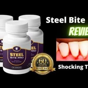 Steel Bite Pro Review : Why Steel Bite Pro Works✅
