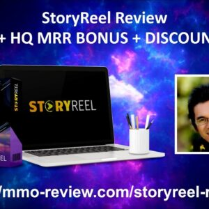 Story Reel Review | 79+ HQ MRR BONUS + DISCOUNT + OTO