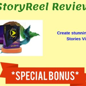 StoryReel Review + Bonus & Discount Link For Early Buyers