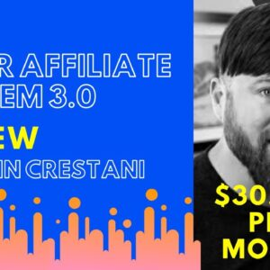Super Affiliate System 3 0 Review  2020 By John Crestani