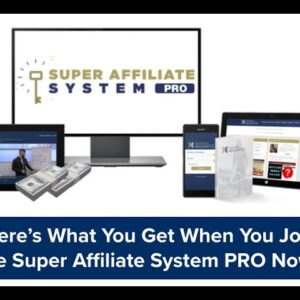 Super Affiliate System PRO 3.0 Course Review + Bonus John Crestani