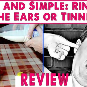 💊 Synapse XT | Easy and Simple: Ringing in The Ears or Tinnitus. Let's Fix it!! 👂