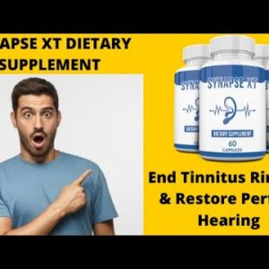 Synapse Xt Review | Synapse Xt Dietary Supplement | Synapse Xt Supplement | Synapse Xt Formula