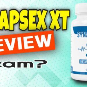 SYNAPSE XT FOR TINNITUS,  Synapse XT Review, Synapse XT Customer Feedback