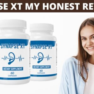Synapse xt pills - Does synapse XT work for tinnitus?( TRUTH EXPOSED )