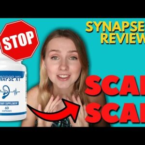 SYNAPSE Xt Review 2021 .....tinnitus cure